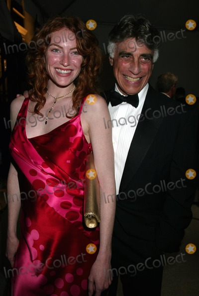 Andrew Stein Photo - Andrew Stein and Date at the White House Correspondents Association Annual After Party Hosted by Bloomberg News at the Trade Ministry of the Russian Federation in Washington DC on April 27 2003 Photo by Henry McgeeGlobe Photosinc 2003