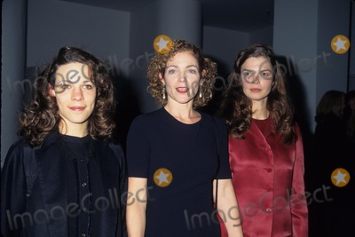 Amy Irving Photo - Amy Irving with Lili Taylor Jeanne Tripplehorn Three Sisters Open Nigh on Broadway at Roundabout Theater New York 1997 K7768hmc Photo by Henry Mcgee-Globe Photos Inc