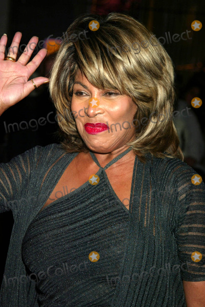 Tina Turner Photo - Tina Turner Arriving at the Premiere of Walt Disney Pictures Brother Bear at the New Amsterdam Theater in New York City on October 20 2003 Photo Henry McgeeGlobe Photos Inc 2003