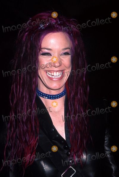 Carrie Hamilton Photo -  112199 the Putting It Together Opening Night at the Barrymore Theatre in NYC Carrie Hamilton (Daughter of Carol Burnett) Photo by Henry McgeeGlobe Photos Inc