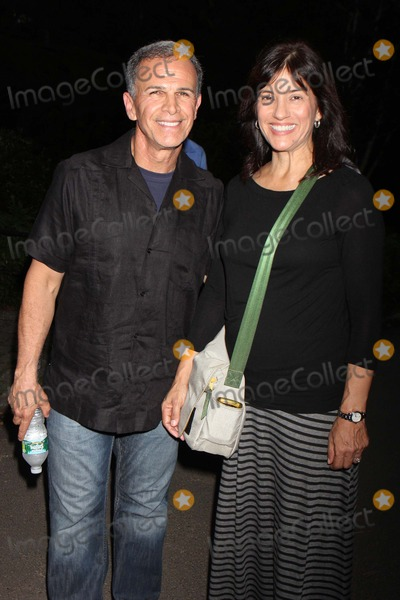 Ada Maris Photo - Tony Plana and Wife Ada Maris Arriving at the Opening Night Performance of Into the Woods at Central Parks Delacorte Theater in New York City on 09-08-2012 Photo by Henry Mcgee-Globe Photos Inc 2012