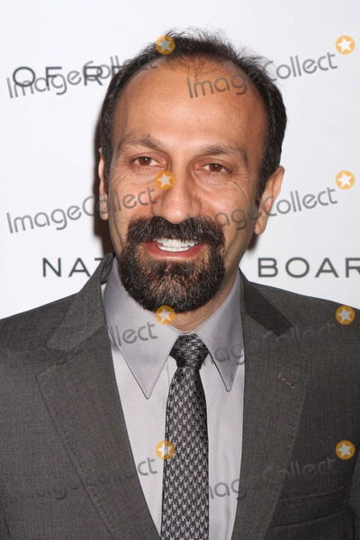 Asghar Farhadi Photo - Iranian Screenwriterdirector Asghar Farhadi Arriving at the National Board of Review Awards Gala at Cipriani 42nd Street in New York City on 01-10-2012 Photo by Henry Mcgee-Globe Photos Inc 2012