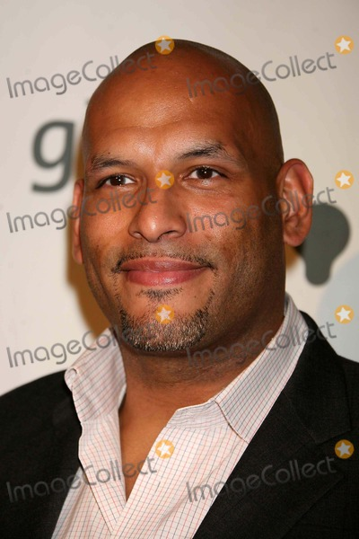 John Amaechi Photo - John Amaechi (Former Nba Player) Arriving at the 18th Annual Glaad Media Awards at the Marriott Marquis Hotel in New York City on 03-26-2007 Photo by Henry McgeeGlobe Photos Inc 2007