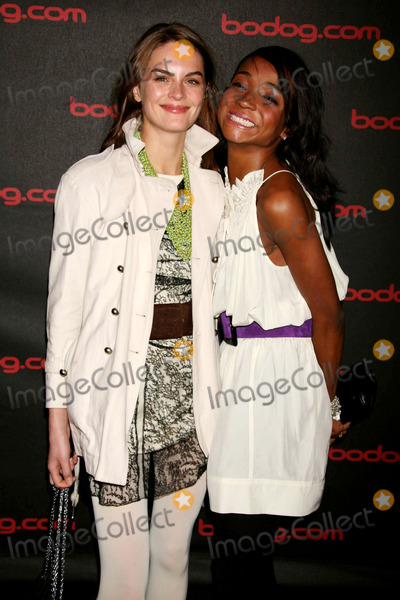 Anouck Lepere Photo - Anouck Lepere and Genevieve Jones Arriving at Bodog Poker Interface Launch at the Rainbow Room in New York City on 01-18-2006 Photo by Henry McgeeGlobe Photos Inc 2006