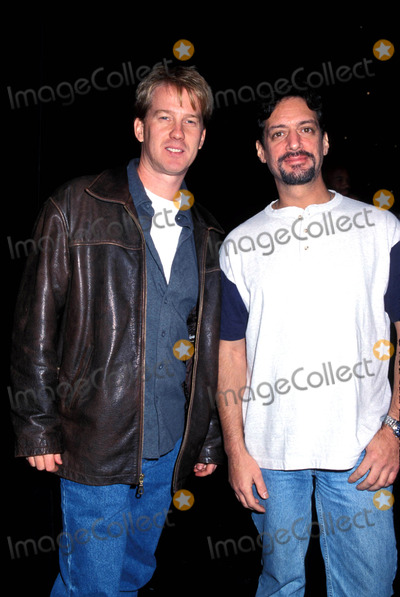 Anthony Cumia Photo - Sd1109 Xfls NY  NJ Hitmen Unveil Uniforms at Wwf New York Anthony Cumia and Opie Hughs Photo Henry Mcgee  Globe Photos Inc