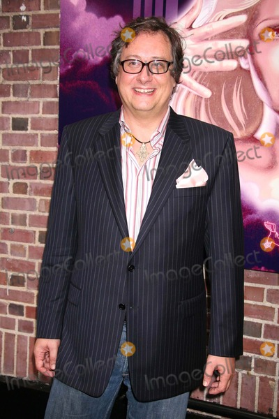 Douglas Carter Beane Photo - Douglas Carter Beane Arriving at the Opening Night Performance of Xanadu at the Helen Hayes Theatre in New York City on July 10 2007 Photo by Henry McgeeGlobe Photos Inc 2007