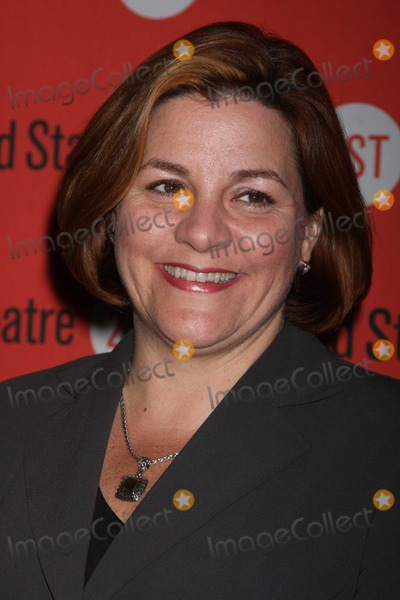 Anna  DEAVERE Smith Photo - NYC  100709Christine Quinn City Council Speaker at opening night of Anna Deavere Smiths latest solo work Let Me Down Easy Off-Broadway at Second Stage TheatreDigital Photo by Adam Nemser-PHOTOlinknet