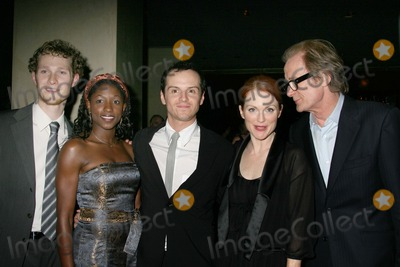 Andrew Scott Photo - NYC  113006Dan Bittner Rutina Wesley Andrew Scott Julianne Moore and Bill Nighy at the opening night party for their Broadway play THE VERTICAL HOUR at The RoyaltonDigital Photo by Adam Nemser-PHOTOlinknet