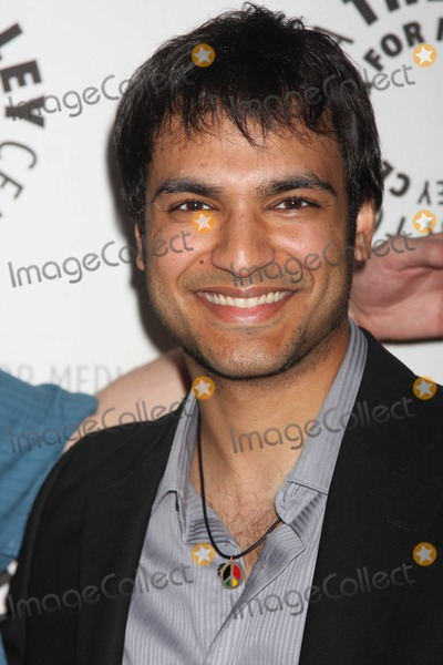 Arjun Gupta Photo - NYC  050310Arjun Gupta with other cast members of Showtimes Nurse Jackie at The Paley Center for Media for a screening and panel discussionDigital Photo by Adam Nemser-PHOTOlinknet
