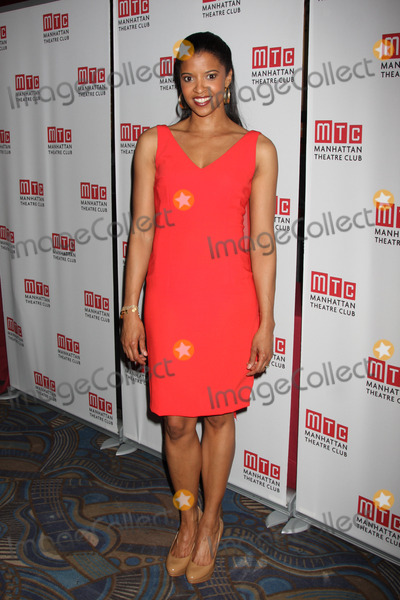 Renee Goldsberry Photo - New York City  3rd March 2011Rene Elise Goldsberry at the opening night party for her Broadway play Good People at BB KingsPhoto by Adam Nemser-PHOTOlinknet