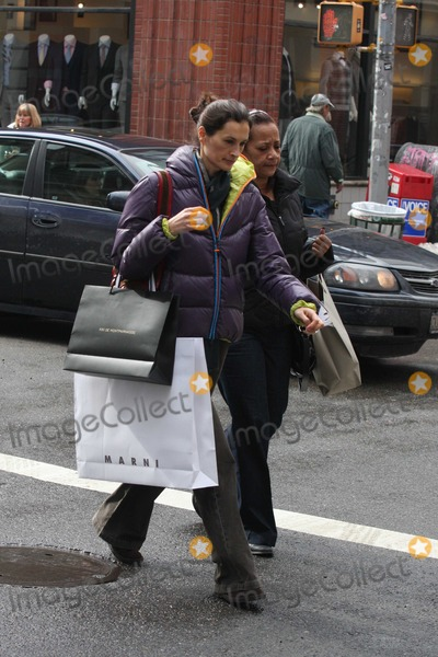 Annette Lauer Photo - Annette Lauer6620JPGNYC  022810EXCLUSIVE Annette Lauer (whose husband Matt Lauer just got back from Vancouver where he was for 2 weeks) shopping at Agent Provocateur and Kiki De Montparnasse as well as Marni J Crew and Kirna Zabete with a friend after having lunch at Lure in SOHOEXCLUSIVE photo by Adam Nemser-PHOTOlinknet