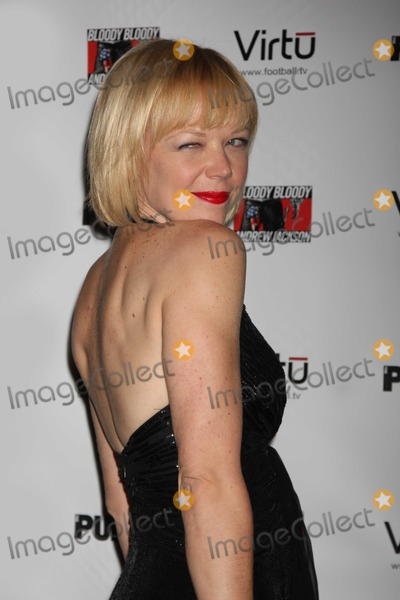 Andrew Jackson Photo - NYC  101310Emily Bergl (currently on Desperate Housewives) at opening night of Bloody Bloody Andrew Jackson on Broadway at the Bernard B Jacobs TheatrePhoto by Adam Nemser-PHOTOlinknet