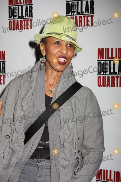 Nona Hendryx Photo - Nona Hendryx8583JPGNYC  041110Nona Hendryx at opening night of Million Dollar Quartet on Broadway at the Nederlander TheatreDigital Photo by Adam Nemser-PHOTOlinknet