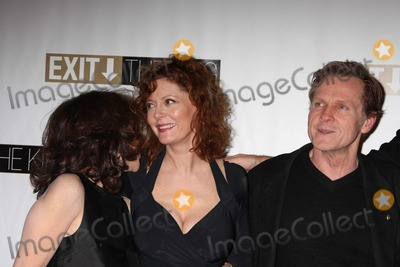 Andrea Martin Photo - NYC  032609Andrea Martin Susan Sarandon William SadlerBroadway opening night party for their playExit The King Ethel Barrymore TheatreDigital Photo by Adam Nemser-PHOTOlinknet