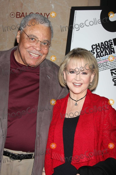 Cecilia Hart Photo - NYC  092009James Earl Jones and wife Cecilia Hart at opening night of The Public Theater and Labyrinth Theater Companys production of Othello at Skirball CenterDigital Photo by Adam Nemser-PHOTOlinknet