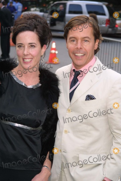 Andy Spade Photo - NYC  060503Kate and Andy Spade at the FRESH AIR FUNDS SALUTE TO AMERICAN HEROES at Tavern on the GreenDigital Photo by Adam NemserPHOTOlink