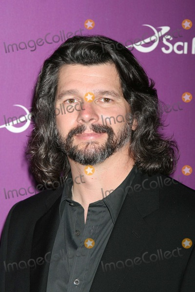 Ronald D Moore Photo - NYC  031808Ronald D Moore (Executive Producer head writer Battlestar Galactica) SCI FI CHANNEL 2008 Upfront Party at the Morgan Library and MuseumDigital Photo by Adam Nemser-PHOTOlinknet