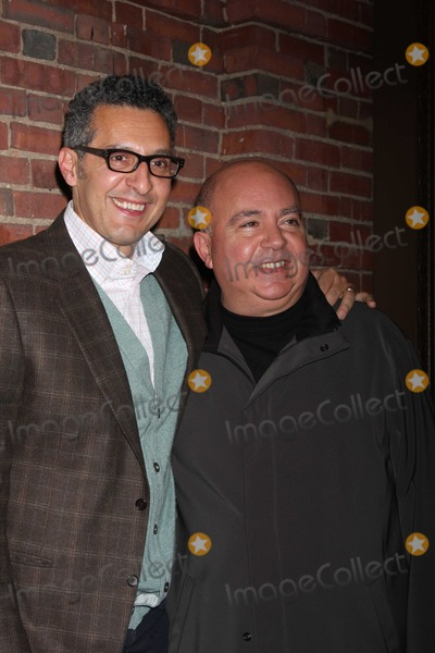 Agustin Almodovar Photo - NYC  110410John Turturro and Agustin Almodovar at opening night of Women on the Verge of a Nervous Breakdown (based on the film by Pedro Almodovar) on Broadway at the Belasco TheatrePhoto by Adam Nemser-PHOTOlinknet