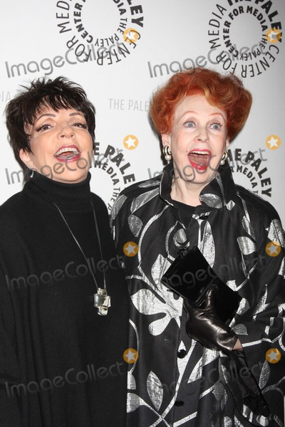 Arlene Dahl Photo - NYC  112409Liza Minnelli and Arlene Dahl at the premiere of Liza at the Palace at the Paley Center for MediaDigital Photo by Adam Nemser-PHOTOlinknet