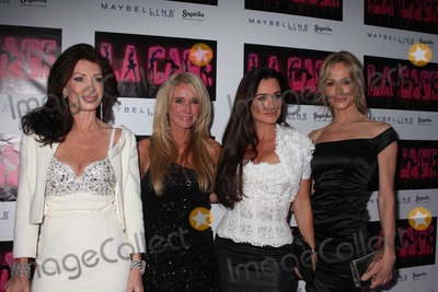 Adrienne Maloof-Nassif Photo - NYC  041810The Real Housewives of Beverly Hills cast Lisa Vanderpump-Todd Kim Richards Kyle Richards and Adrienne Maloof-Nassif at opening night of La Cage Aux Folles on Broadway at the Longacre TheatreDigital Photo by Adam Nemser-PHOTOlinknet