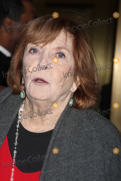 Ann Meara Photo - NYC  120609Anne Meara at opening night of David Mamets RACE on Broadway at the Barrymore TheatreDigital Photo by Adam Nemser-PHOTOlinknet