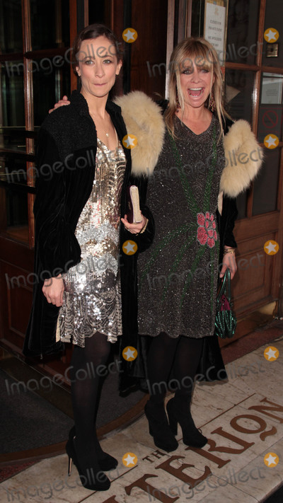 Jo Woods Photo - May 15 2013 - London England UK -  The Great Gatsby - Special Screening Pre-Screening Drinks Reception The Criterion PiccadillyPictured Leah Wood and Jo Wood