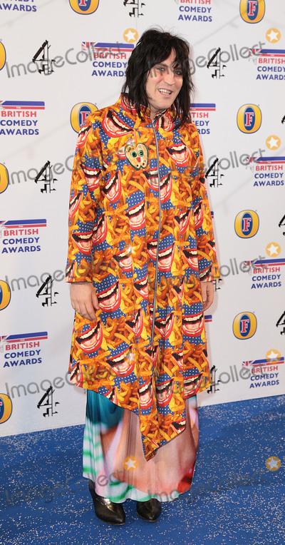 Noel Fielding Photo - Dec 12 2013 - London England UK - British Comedy Awards 2013 Fountain Studios WembleyPictured Noel Fielding