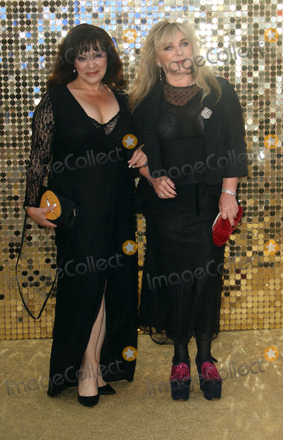 Harriet Thorpe Photo - June 29 2016 - Harriet Thorpe and Helen Lederer attending World Premiere of  Absolutely Fabulous The Movie at Odeon Leicester Square in London UK
