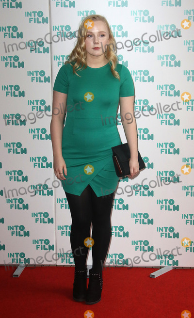 Alexa Davies Photo - March 15 2016 - Alexa Davies attending Into Film Awards 2016 at Odeon Leicester Square in London UK