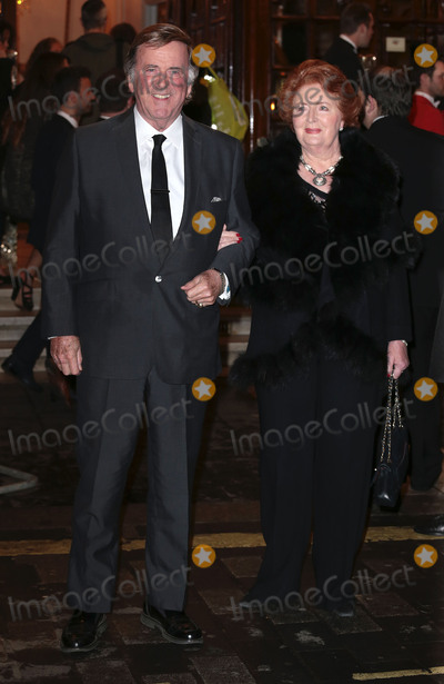 Lady Helen Photo - Mar 26 2014 - London England UK - Opening night of I Cant Sing at the London PalladiumPictured Sir Terry Wogan Lady Helen Wogan