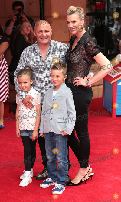 Aldo Zilli Photo - Jul 13 2014 - London England UK - Pudsey The Dog The Movie World Premiere at the Vue Cinema  in Leicester Square LondonPhoto Shows Aldo Zilli