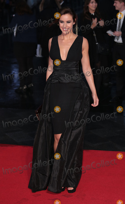 Charlie Webster Photo - Oct 08 2014 - London England UK - The Imitation Game - Opening Night Gala VIP Arrivals - 58th London Film FestivalPhoto Shows Charlie Webster
