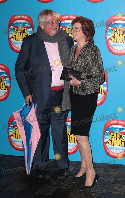 Christopher Biggins Photo - Mar 26 2014 - London England UK - Opening night of I Cant Sing at the London PalladiumPictured Christopher Biggins and Cilla Black