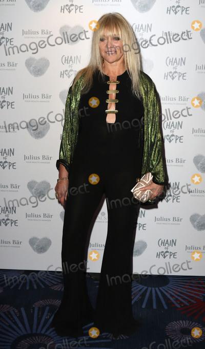 Jo Woods Photo - Nov 20 2015 - London England UK - Jo Wood attending Chain of Hope Annual Ball Grosvenor House Hotel