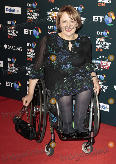Tanni Grey Thompson Photo - May 08 2014 - London England UK - BT Sport Industry Awards 2014 Battersea Evolution Battersea Park London -  Arrivals Pictured Tanni Grey-Thompson