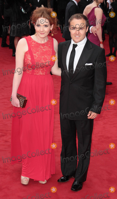 Alan Halsall Photo - May 12 2013 - London England UK - Bafta TV Awards 2013 Royal Festival Hall Southbank London Pictured Jennie McAlpine and Alan Halsall