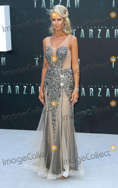 Lady Victoria Hervey Photo - July 5 2016 - Lady Victoria Hervey attending The Legend Of Tarzan European Premiere at Odeon Leicester Square in London UK