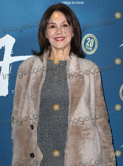 Arlene Phillips Photo - January 19 2016 - Arlene Phillips attending Cirque du Soleil Amaluna press night Royal Albert Hall in London UK