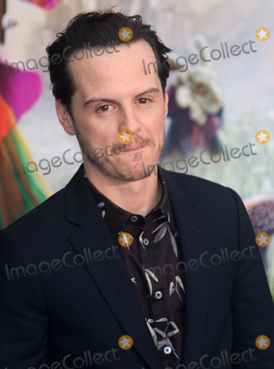 Andrew Scott Photo - May 10 2016 - Andrew Scott attending Alice Through The Looking Glass European Film Premiere at Odeon Leicester Square in London UK