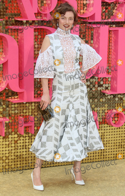 Camilla Rutherford Photo - June 29 2016 - Camilla Rutherford attending World Premiere of  Absolutely Fabulous The Movie at Odeon Leicester Square in London UK