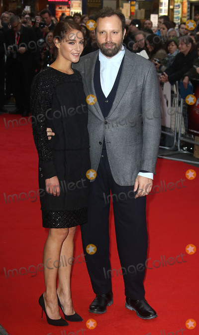 Ariane Labed Photo - October 13 2015 - Yorgos Lanthimos and Ariane Labed attending The Lobster screening at BFI London Film Festival at Vue Cinema Leicester Square in London UK