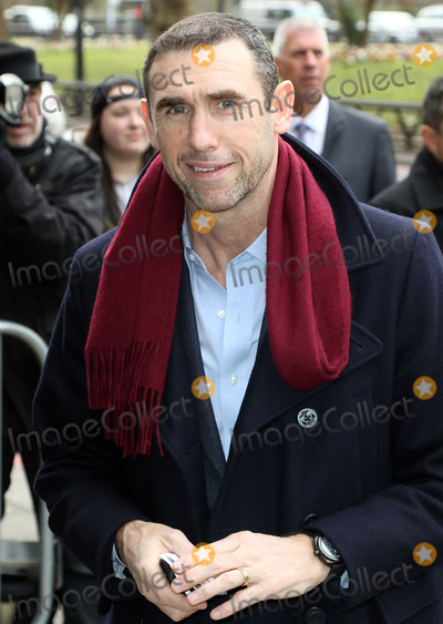 Martin Keown Photo - March 8 2016 - Martin Keown attending The TRIC Awards 2016 Grosvenor House Hotel in London UK