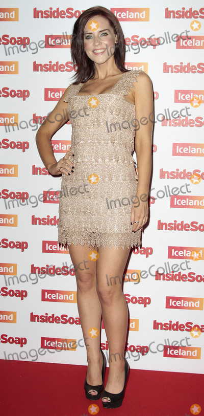 Stephanie Waring Photo - Oct 01 2014 - London England UK - Inside Soap Awards 2014 at Dstrkt Piccadilly LondonPhoto Shows Stephanie Waring
