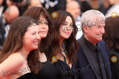 Claude Lelouche Photo - CANNES FRANCE - MAY 18 Monica Bellucci Claude Lelouch attends the screening of Les Plus Belles Annees DUne Vie during the 72nd annual Cannes Film Festival on May 18 2019 in Cannes France(Photo by Laurent KoffelImageCollectcom)