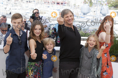 Annalise Basso Photo - CANNES FRANCE - MAY 17  Actors Nicholas Hamilton Samantha Isler Charlie Shotwell Viggo Mortensen Shree Crooks and Annalise Basso attend the Captain Fantastic photocall during the 69th Annual Cannes Film Festival on May 17 2016 in Cannes France (Photo by Laurent KoffelImageCollectcom)