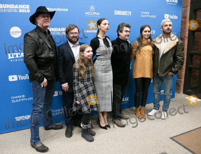 Angela Sarafyan Photo - PARK CITY UT - JAN 26 (L-R) James Hetfield Haley Joel Osment Morgan Pyle Angela Sarafyan director Joe Berlinger Lily Collins and Zac Efron attend the Extremely Wicked Shockingly Evil and Vile premiere on January 26 2019 at Eccles Theater during the 2019 Sundance Film Festival in Park City Utah