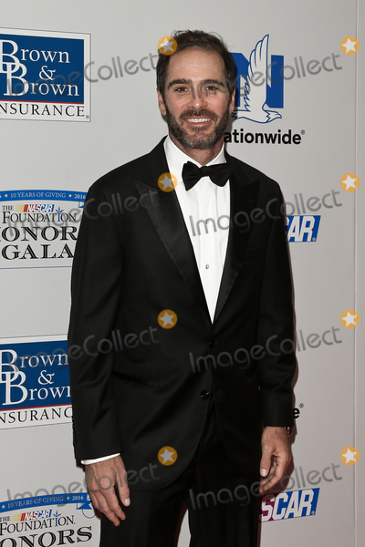 Jimmie Johnson Photo - NEW YORK - SEPTEMBER 27 Jimmie Johnson attends the 2016 NASCAR Foundation Honors Gala at Marriott Marquis on September 27 2016 in New York City