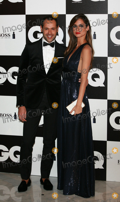 Ariadne Artiles Photo - Ariadne Artiles and Massimiliano Giornetti arriving at the GQ Men of the Year 2011 Awards at Palace Hotel on November 23 2011 in Madrid Spain