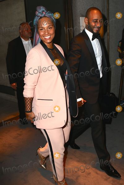 Alicia Keys Photo - September 7 2016 New York CitySwizz Beats and Alicia Keys attending the Tom Ford fashion show during New York Fashion Week on September 7 2016 in New York CityBy Line Nancy RiveraACE PicturesACE Pictures IncTel 6467670430