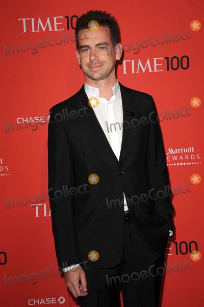 JACK DORSEY Photo - April 24 2012 New York City Jack Dorsey arriving to the TIME 100 Gala celebrating TIMES 100 Most Influential People In The World at Jazz at Lincoln Center on April 24 2012  in New York City